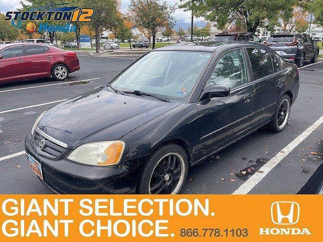2003 Honda Civic EX for sale in Sandy, UT