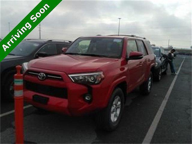 2021 Toyota 4Runner SR5 Premium for sale in Lincolnwood, IL