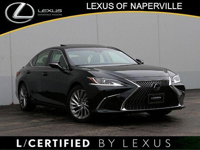 2019 Lexus ES ES 300h for sale in Naperville, IL