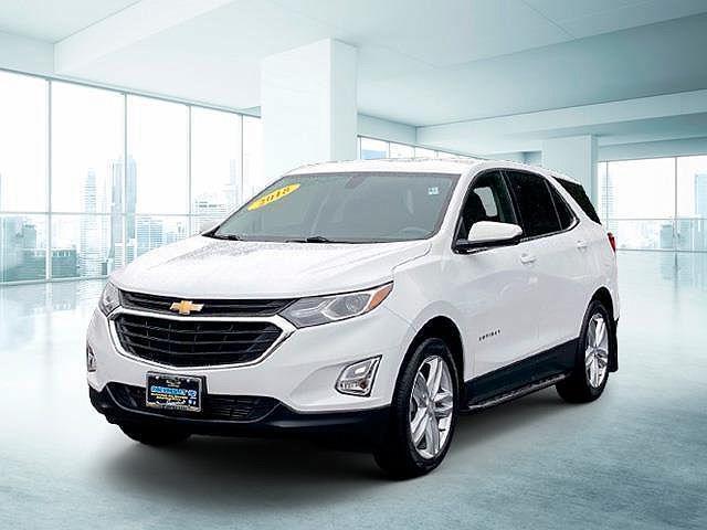 2018 Chevrolet Equinox LT for sale in Medford, NY