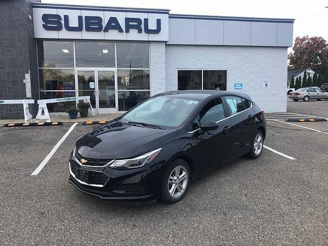 2018 Chevrolet Cruze LT for sale in Massillon, OH