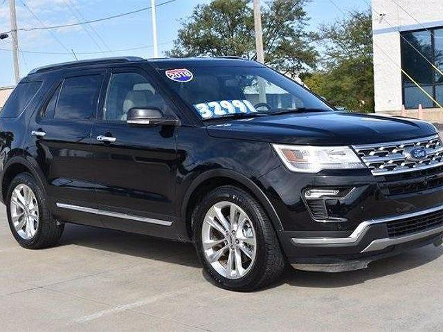 2018 Ford Explorer Limited for sale in Wichita, KS