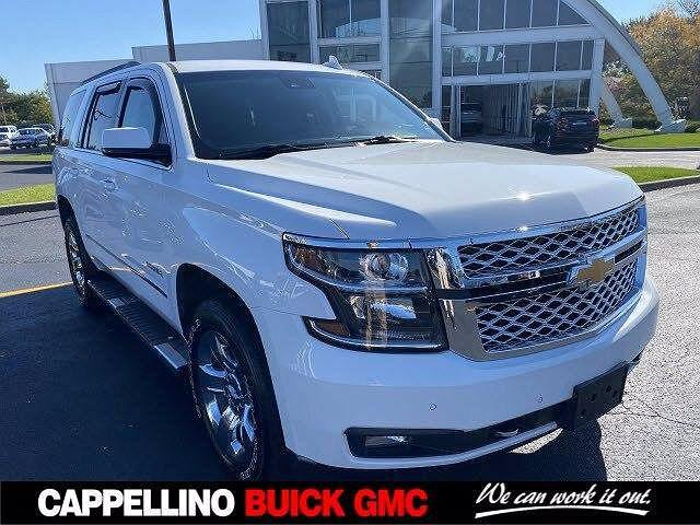 2018 Chevrolet Tahoe LT for sale in Williamsville, NY
