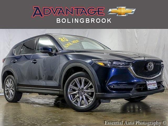 2020 Mazda CX-5 Grand Touring for sale near Bolingbrook, IL