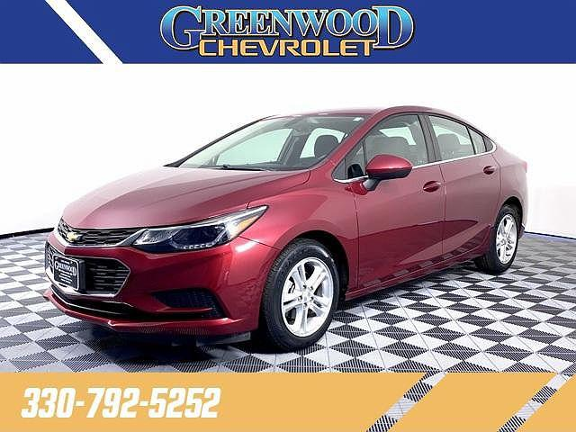 2018 Chevrolet Cruze LT for sale in Youngstown, OH