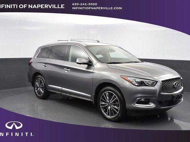2020 INFINITI QX60 LUXE for sale in Naperville, IL