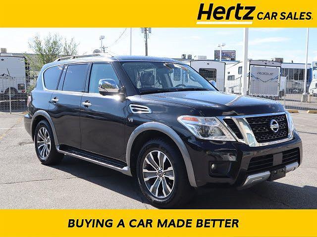 2018 Nissan Armada SL for sale in Salt Lake City, UT