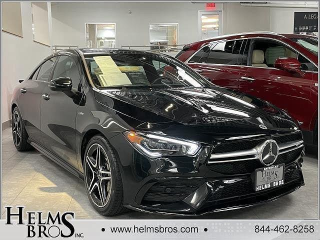 2021 Mercedes-Benz CLA AMG CLA 35 for sale in Bayside, NY