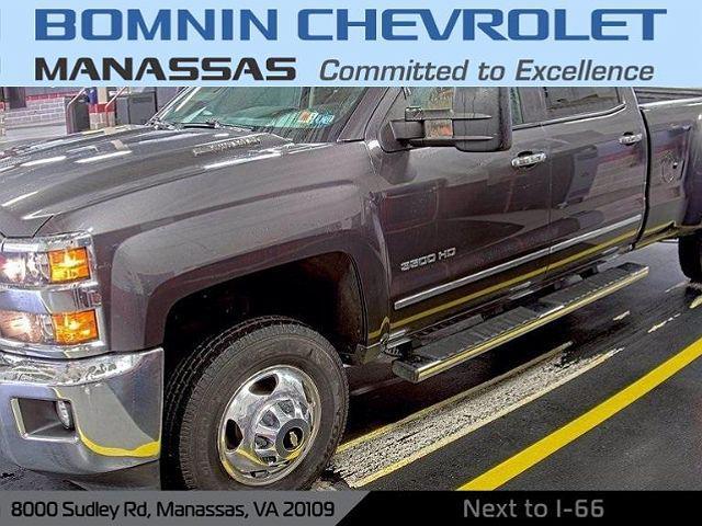 2015 Chevrolet Silverado 3500HD LTZ for sale in Manassas, VA