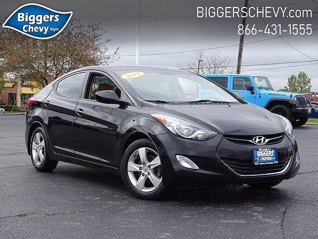 2013 Hyundai Elantra GLS for sale in Elgin, IL