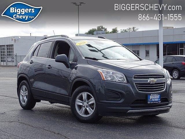 2016 Chevrolet Trax LT for sale in Elgin, IL