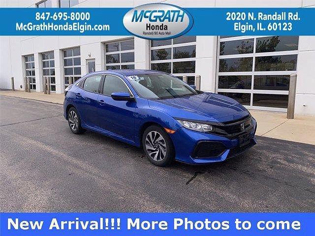 2018 Honda Civic Hatchback LX for sale in Elgin, IL