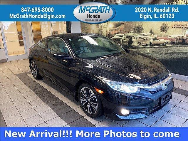 2018 Honda Civic Coupe EX-T for sale in Elgin, IL