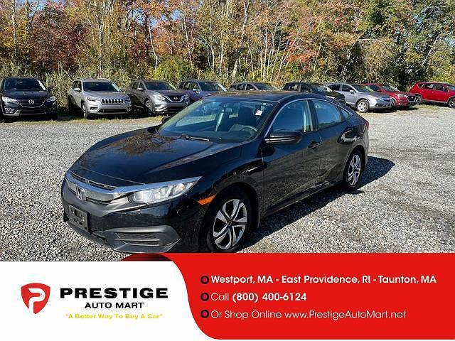 2017 Honda Civic Sedan LX for sale in Westport, MA