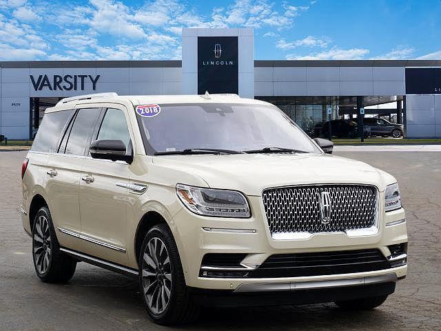2018 Lincoln Navigator Select for sale in Novi, MI