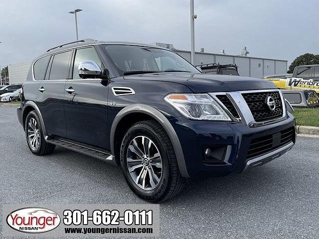 2019 Nissan Armada SL for sale in Frederick, MD