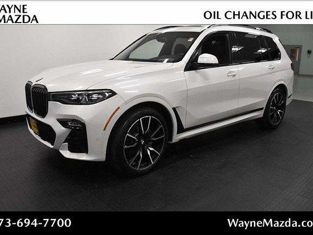 2020 BMW X7 xDrive40i for sale in Wayne, NJ