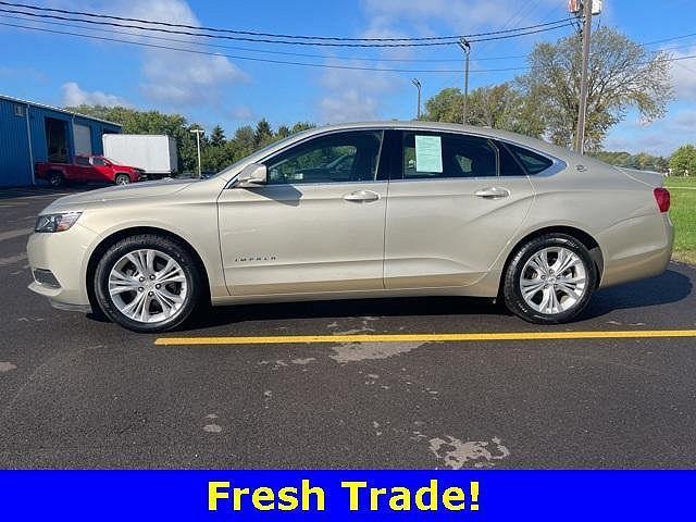 2014 Chevrolet Impala LT for sale in Princeton, IL