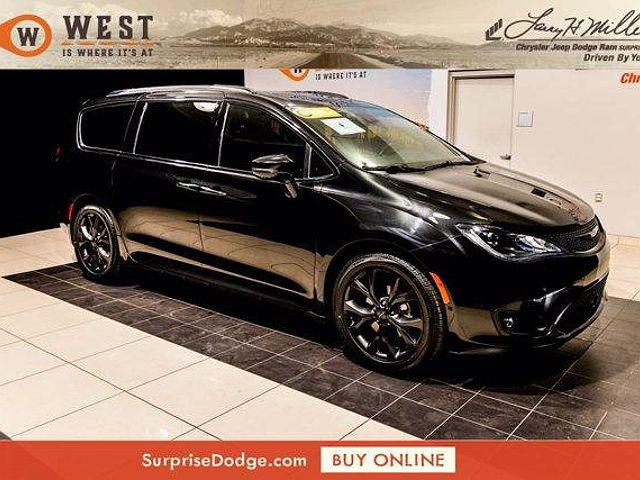 2018 Chrysler Pacifica Limited for sale in Surprise, AZ