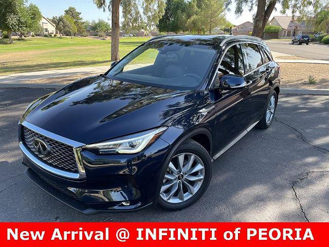 2020 INFINITI QX50 LUXE for sale in Peoria, AZ