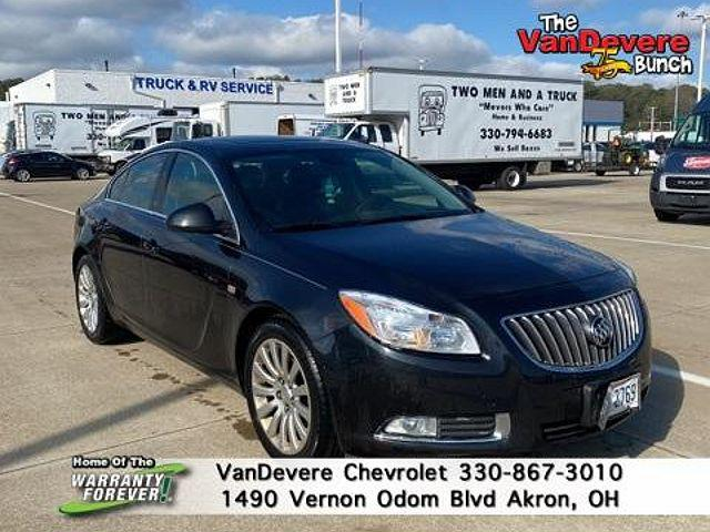 2011 Buick Regal CXL RL4 for sale in Akron, OH