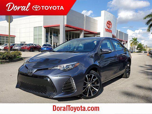 2019 Toyota Corolla SE for sale in Doral, FL