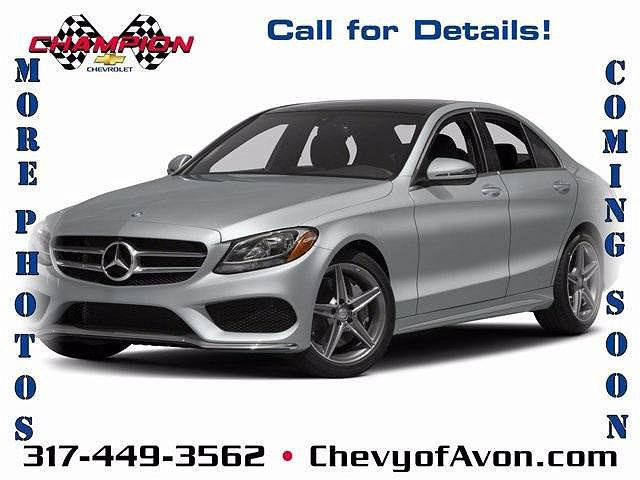 2015 Mercedes-Benz C-Class C 300 for sale in Avon, IN