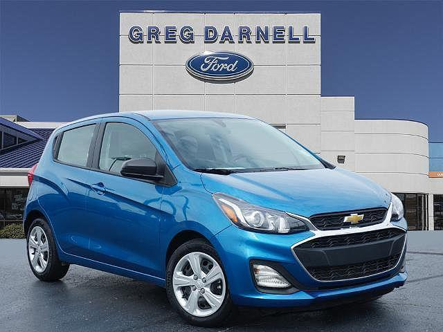 2021 Chevrolet Spark LS for sale in Midwest City, OK