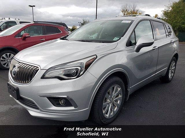 2018 Buick Envision Essence for sale in Schofield, WI