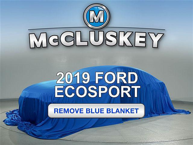2019 Ford EcoSport SES for sale in Cincinnati, OH
