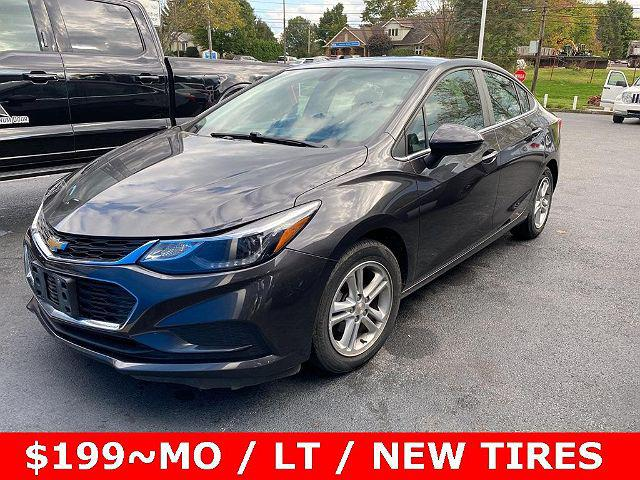 2016 Chevrolet Cruze LT for sale in Burton, OH