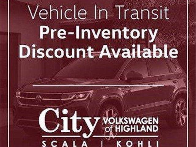 2021 Volkswagen Tiguan S for sale in Highland, IN