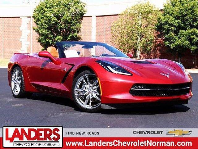 2015 Chevrolet Corvette 2LT for sale in Norman, OK