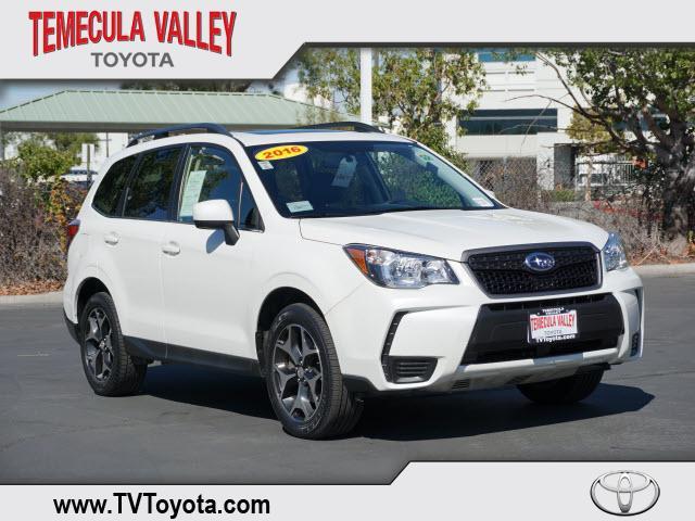 2016 Subaru Forester 2.0XT Premium for sale in Temecula, CA