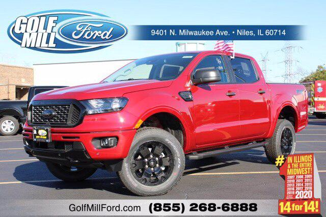 2021 Ford Ranger XLT for sale in Niles, IL