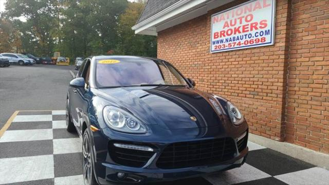 2012 Porsche Cayenne Turbo for sale in Waterbury, CT