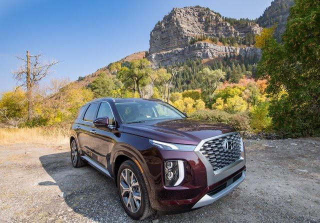 2022 Hyundai Palisade Limited for sale in LINDON, UT