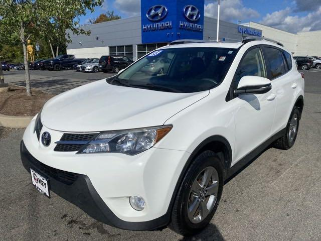 2015 Toyota RAV4 XLE for sale in VERNON, CT