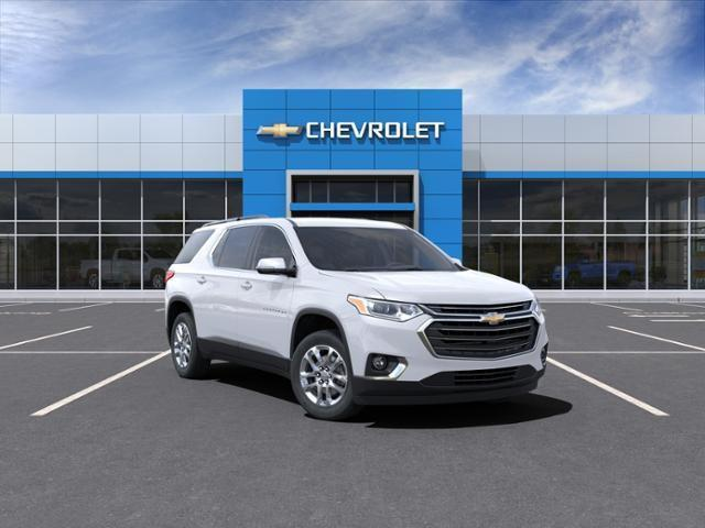 2021 Chevrolet Traverse LT Cloth for sale in Mt Kisco, NY