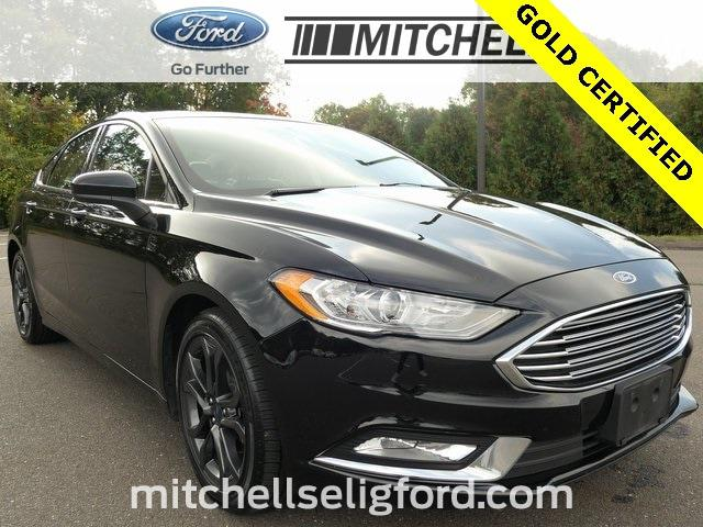 2018 Ford Fusion SE for sale in Windsor, CT