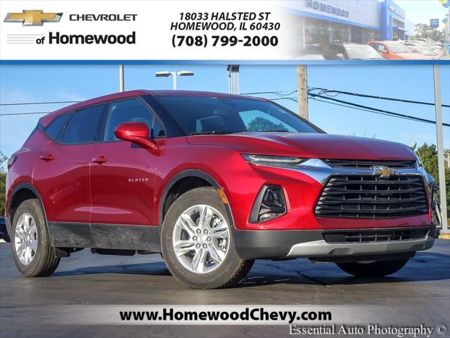 2021 Chevrolet Blazer LT for sale in Homewood, IL