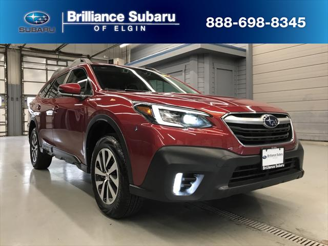 2020 Subaru Outback Premium for sale in Elgin, IL
