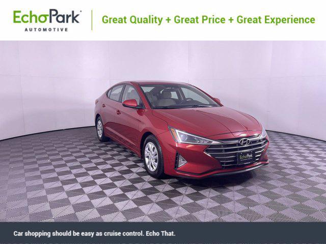 2019 Hyundai Elantra SE for sale in San Antonio, TX