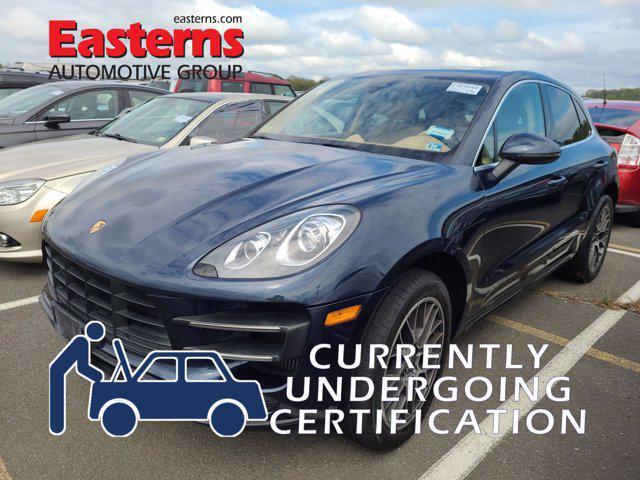 2016 Porsche Macan Turbo for sale in Sterling, VA