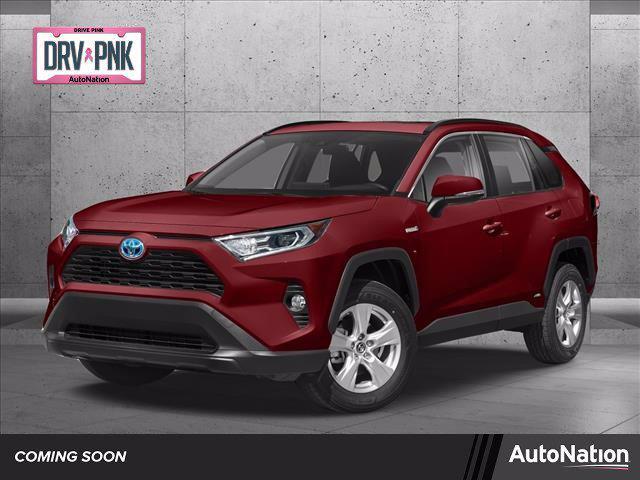 2021 Toyota RAV4 Hybrid XLE Premium for sale in Leesburg, VA