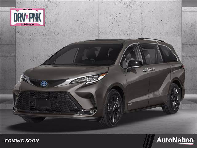 2022 Toyota Sienna XSE for sale in Leesburg, VA