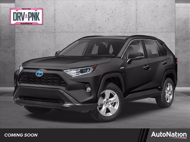 2021 Toyota RAV4 Hybrid XLE for sale in Leesburg, VA