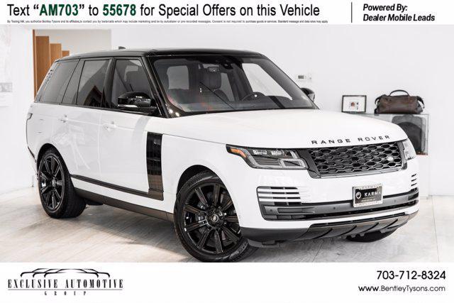 2020 Land Rover Range Rover HSE for sale near Vienna, VA