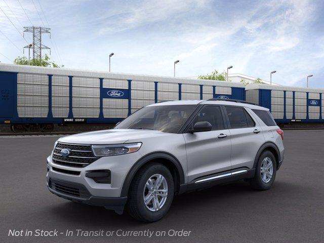 2021 Ford Explorer XLT for sale in Edinburg, TX