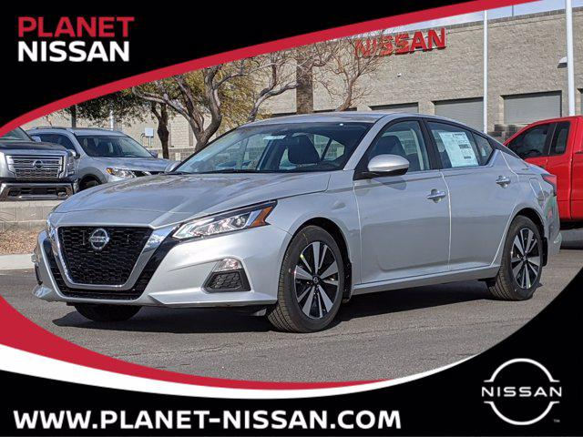 2021 Nissan Altima 2.5 SV for sale in Las Vegas, NV